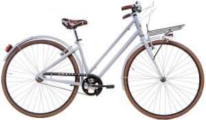 Aurelia Smart City 28 Inch Dames V-Brake Grijs