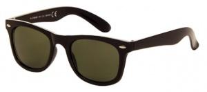 dda102f9a7 AZ-Eyewear sunglasses unisex black with green lens (044 P)