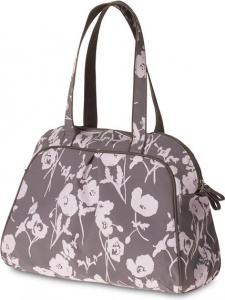Basil schoudertas Elegance-Carry All bag 17 liter taupe