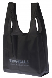 Basil Shopper Keep 45 liter zwart