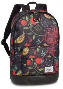 bd713e2d957 Bestway backpack Campus Trendblack/red 21 litres