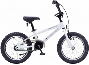 Bike Fun Cross Tornado 16 Inch Junior Terugtraprem Wit