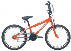 Bike Fun Cross Tornado 20 Inch Junior Terugtraprem Rood
