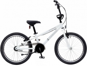Bike Fun Cross Tornado 20 Inch Junior Terugtraprem Wit
