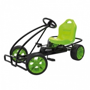 Blizzard Go Kart skelter Junior Groen
