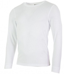 Campri Thermoshirt Thermal Top heren wit
