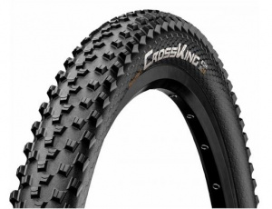 Continental buitenband Cross King 26 x 2.00 (50-559) silica zwart