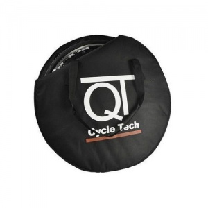 Cycle Tech wieltas 28 inch zwart