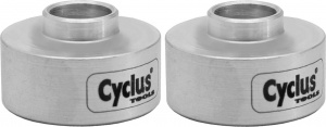 Cyclus inpersbussen lager 15 mm 28 mm