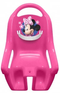 Disney poppenzitje Minnie Mouse roze