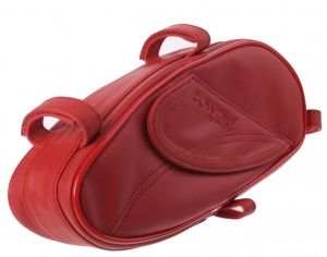 Electra frametas Townie dames 2,5 L rood