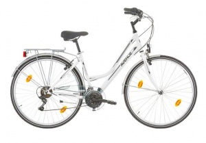 Expert Avenue 28 Inch Dames 18V V-Brake Wit