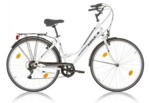 Expert Avenue 28 Inch Dames 6V V-Brake Wit