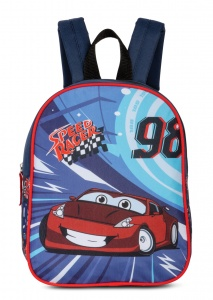 86e19985847 Fabrizio Backpack cars 7 liters blue