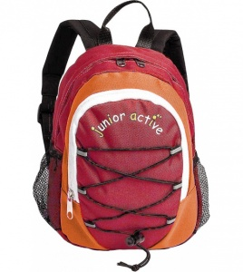 d100ed9c49a Fabrizio backpack Junior Active 5 liters red