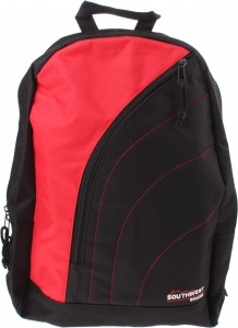 99a9879fb2b Fabrizio backpack Southwest Bound 16 liter black / red