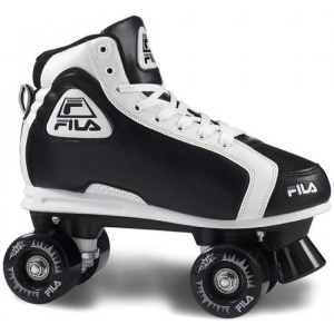 6543c223427 Fila women's roller skates Grant Quadblack/white