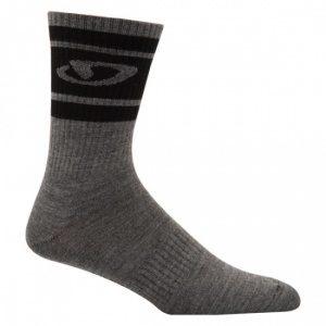 Giro Merino Seasonal Wool Sok Grijs