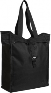 Greenlands fietstas shopper 20 liter polyester zwart