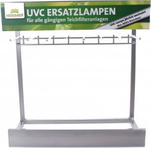 HEISSNER display UV-lampen