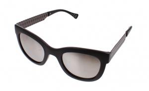 3de2ab351a Kost Sonnenbrille Damen schwarz mit Spiegelglas (16-128)