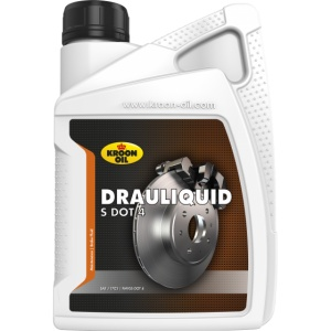 Kroon Oil remvloeistof Drauliquid S DOT4 1 liter