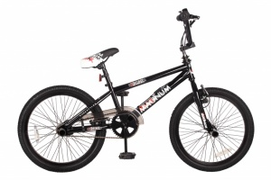 Magic Magnum 20 Inch Unisex V-Brake Zwart