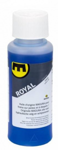 Magura rem-olie Royal Blood 100 ml mineraal-olie blauw
