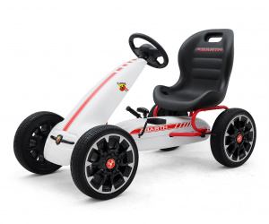 Milly Mally Abarth Junior Wit