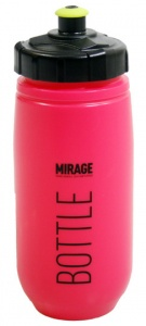 Mirage bidon roze 600 ml