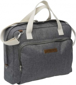 New Looxs shoulder bag Postino Single 044 16.5L gray 05753007287fc