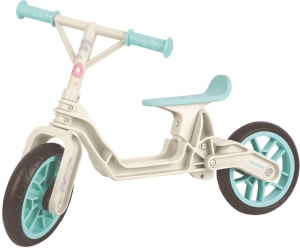 Polisport Balanca Bike loopfiets 10 Inch Junior Crème/Wit