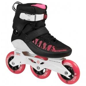 0ee5c820299 Powerslide inline skates Swell ladies black / pink