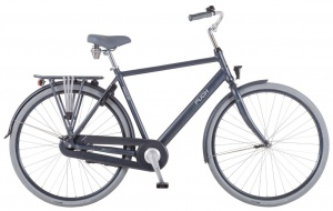 Puch Hands-Up! 28 Inch Heren Terugtraprem Matgrijs