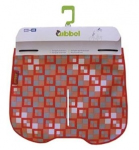 Qibbel Stylingset Voor Windscherm Checked-Red