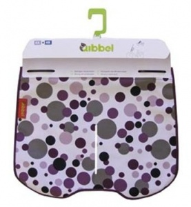 Qibbel Stylingset Voor Windscherm Dots-Purple