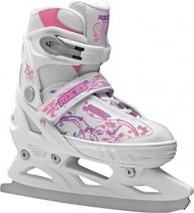 99f17cab077 Roces ice hockey Jokey girls white / pink