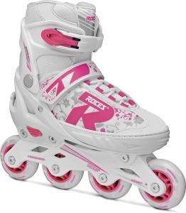 8fbb8ffc8e4 Roces inline skates Jokey 2.0 girls white / pink