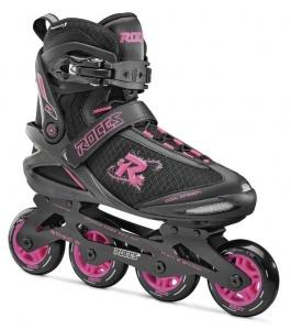 86e85b64e20 Roces inlineskates PIC W 80 ladies black/pink