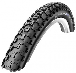 Schwalbe buitenband Mad Mike 20 x 1.75 (47-406) HS137