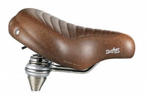 Selle Royal zadel Drifter Plus unisex bruin