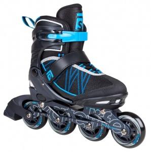 924634ecedb Skatelife Inline skates Lava junior black/blue