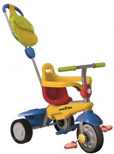smarTrike Breeze GL Junior Geel