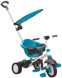smarTrike Charm Plus Junior Blauw