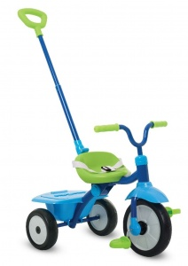 smarTrike Folding Fun 3-in-1 driewieler Junior Groen/Blauw