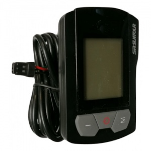 Suntour display e-bike LCD zwart