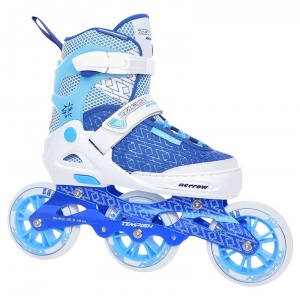 c8e9535c8b3 Tempish inline skates Nerrow 3 junior blue / white