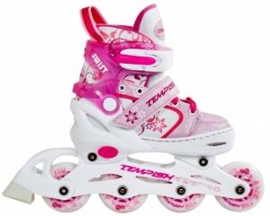 3c38dc6e977 Tempish Swist Inline Skates girls pink / white