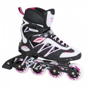 26c528ee382 Tempish Wire Inline Skates ladies black / white / pink