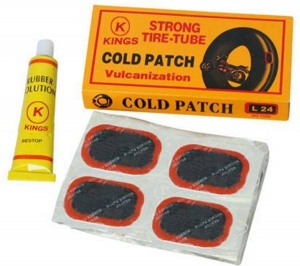 TOM bandenplakset Cold Patch 37-delig